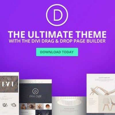Elegant Themes Framework