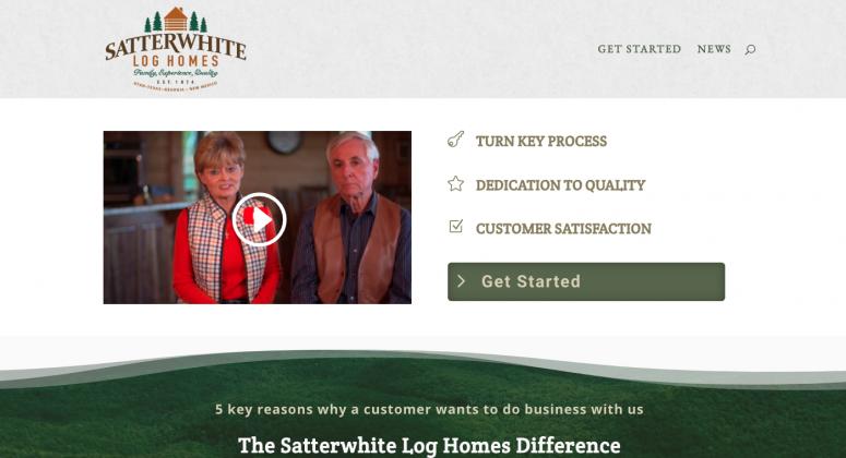 Satterwhite Log Homes