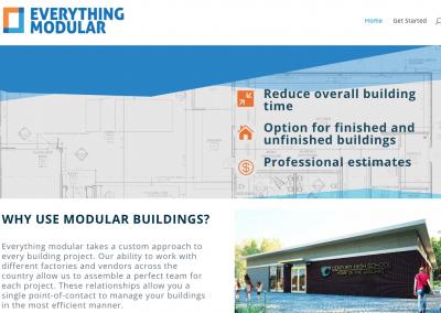 Everything Modular Website